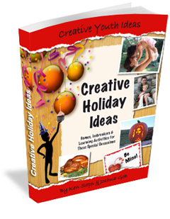 Book of the Month Special: Creative Holiday ideas